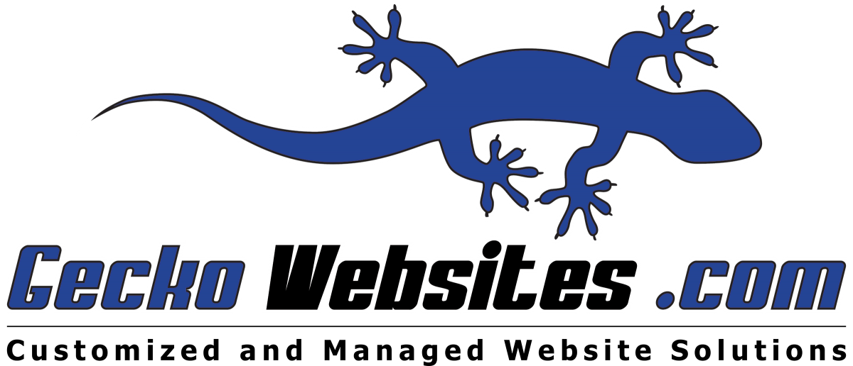 Gecko Websites - Logo